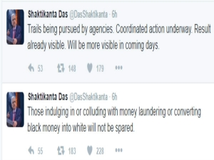 People Converting Black Money Into White Will Not Be Spared