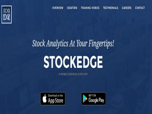 Stock Analytics At Your Fingertips Stock Edge