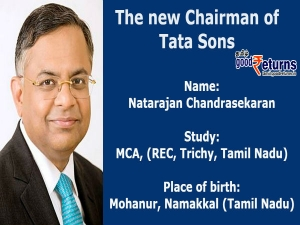 To Impact Trump Policies On Tcs Chandrasekharan Said