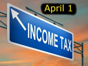 Major Income Tax Changes From April