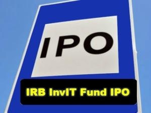 Irb Invit Fund Seeks Up 724 Million Ipo