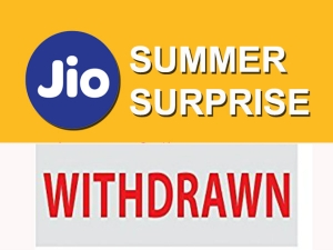 All You Need Know About Jio Summer Surprise Offer