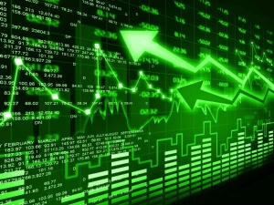 Nifty Ends Above 9 300 Level First Time