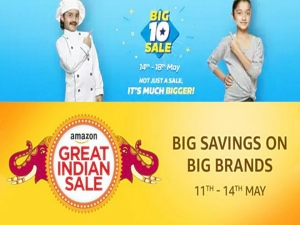 Flipkart Amazon Starts Another Discount Sale This Time 80per