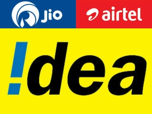 What Are The Plans Airtel Idea Counter Jio