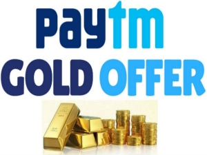 Now You Can Convert Paytm Cashback Into Paytm Digital Gold