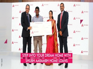 Under Shub Aarambh 12 Emis Home Loan Will Be Waived Off Axis