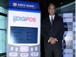 Hdfc Launches Digital Pos Machine