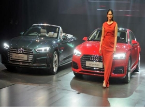 Audi India Launched Three New Models Attract Youth