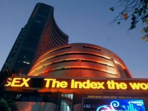 Sensex Nifty End At Record High