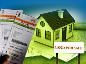 Mandatory Aadhaar Real Estate Transactions On The Gov Lines