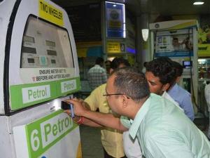 Petrol Rate Dropped Slightly Diesel Increased 1 Paisa