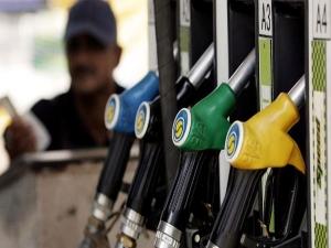 Petrol Diesel Rates Today Andhra Pradesh Hyderabad