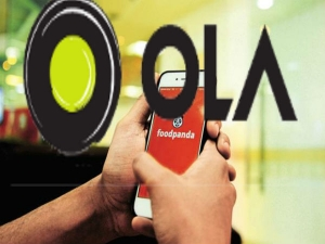 Ola Acquires Foodpanda Food Delivery Company