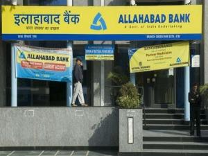 Allahabad Bank Suffers 1 263 8 Cr Loss