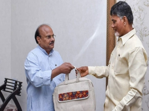 Somireddy Chandramohan Reddy Presents Agriculture Budge