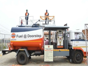 Indian Oil Corporation Starts Home Delivery Diesel