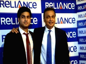 Anil Ambani S Son Anmol On Boards 2 Group Companies