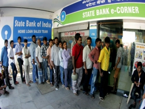 Bank Unions Two Days Strike No Cash Atm S