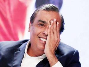 Mukesh Ambani Richest Person India
