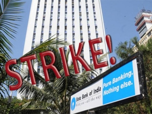 Bank Strike Tomorrow