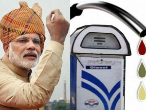 Petrol Diesel Prices Hit Fresh High 11th Straight Hike As