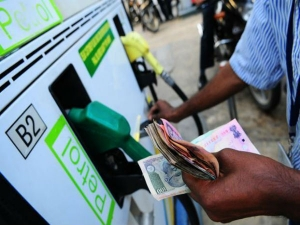 Petrol Diesel Prices Stable On Wednesday After Six Days Cons