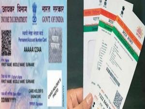 Cbdt Extends Pan Aadhaar Linking Deadline June