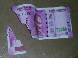 Why Banks Dont Take Damaged New Currency Notes