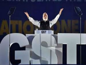 Gst Collection Drops 94 726 Crore December