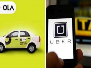 Karnataka May Suspend Ola Uber License Flouting Distance Bas