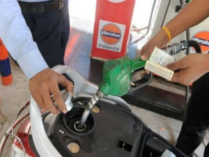 Petrol Diesel Prices Slashed 19 Paise On Saturday