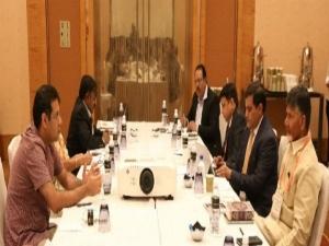 Andhra Pradesh Chief Minister Chandrababu Naidu Invites Aust