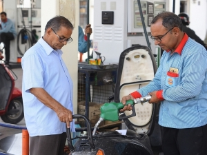 Petrol Rates Surge Again Diesel Prices Unchanged