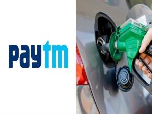 Paytm Offers Huge Cashback On Petrol Diesel Rates