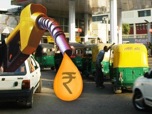 Petrol Diesel Rates Moved High Today
