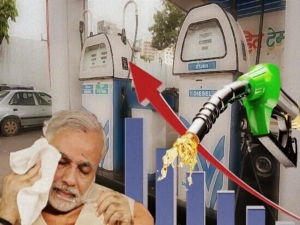 Petrol Rates Moved High Today Also