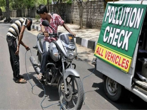 Vehicle Owners Pay 18 Per Cent Under Gst On Pollution Check
