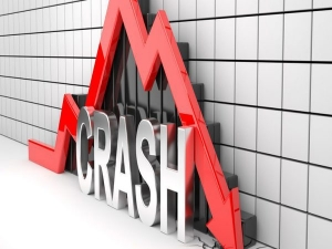 Markets Huge Crashes Today