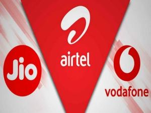 Reliance Jio Vs Airtel Vs Vodafone 1 5 Gb Per Day Data Plan