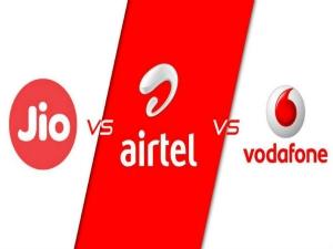 Vodafone Vs Airtel Vs Reliance Jio Best Prepaid Plans Under