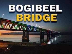 Bogibeel Bridge Longest India