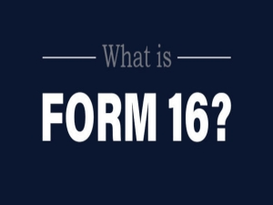 Form 16 Facts