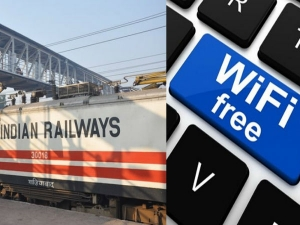 Indian Railways Free Wi Fi Facility Now Available At These