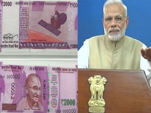 Printing Rs 2 000 Note Stops Currency Still Valid
