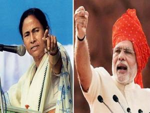 Scam Worth Rs 1 00 000 Crore Fire Between Modi Mamata Banerj