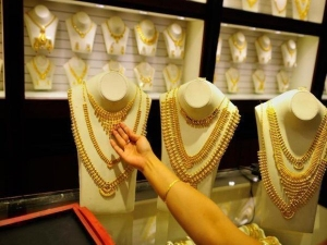 Gold Prices Fall On Decline Spot Demand Global Cues