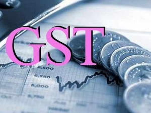 Gst Receipts Had Touched 97 247 Crore Feb
