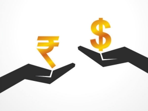 Rupee Erases Gains Trades Lower At 68 99 Per Dollar