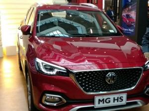Mg Motors Unveils India S First Internet Car Technology Ismat Next Gen